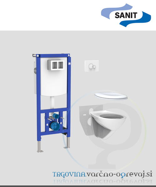 Sanit INEO PLUS set