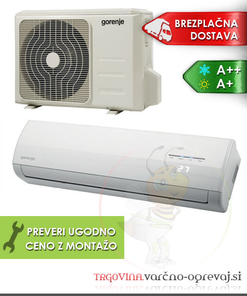 Gorenje klimatska naprava Eco Inverter +