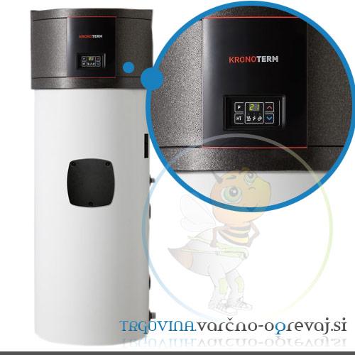Kronoterm Silver sanitarna toplotna črpalka
