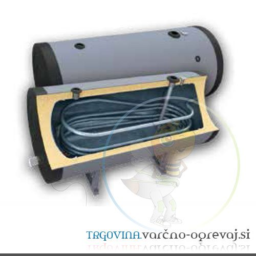 Sunsystem grelnik sanitarne vode SN-H ležeč