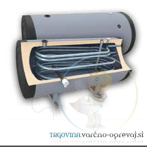Sunsystem grelnik sanitarne vode SoN-H ležeč