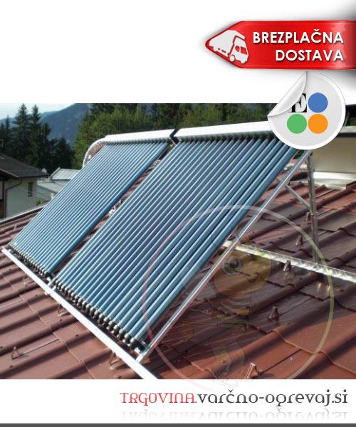 ZHEJIANG vakuumski solarni kolektorji