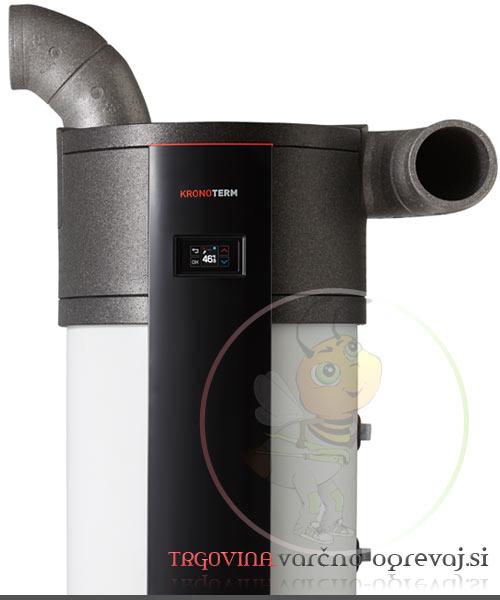 Kronoterm sanitarna toplotna črpalka ECO WP2 LF 202E in WP 2 LF 302E voden zrak