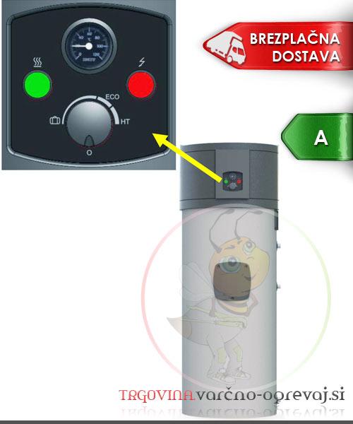 Kronoterm sanitarna toplotna črpalka STAR WP2 LF 202B