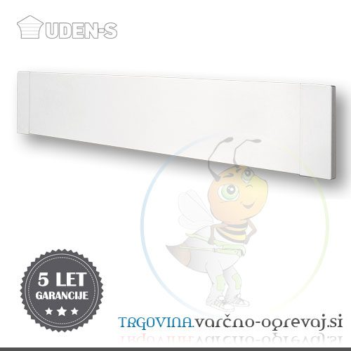 UDEN-S IR ogrevalni panel UDEN-150 talna letvica