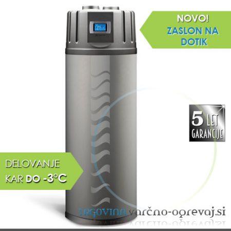 Orca Zeus sanitarna toplotna črpalka - nov model z zaslonom na dotik