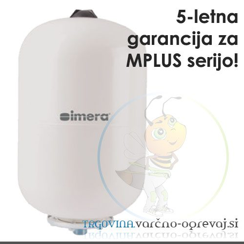 Imera MPLUS sanitarna ekspanzijska posoda